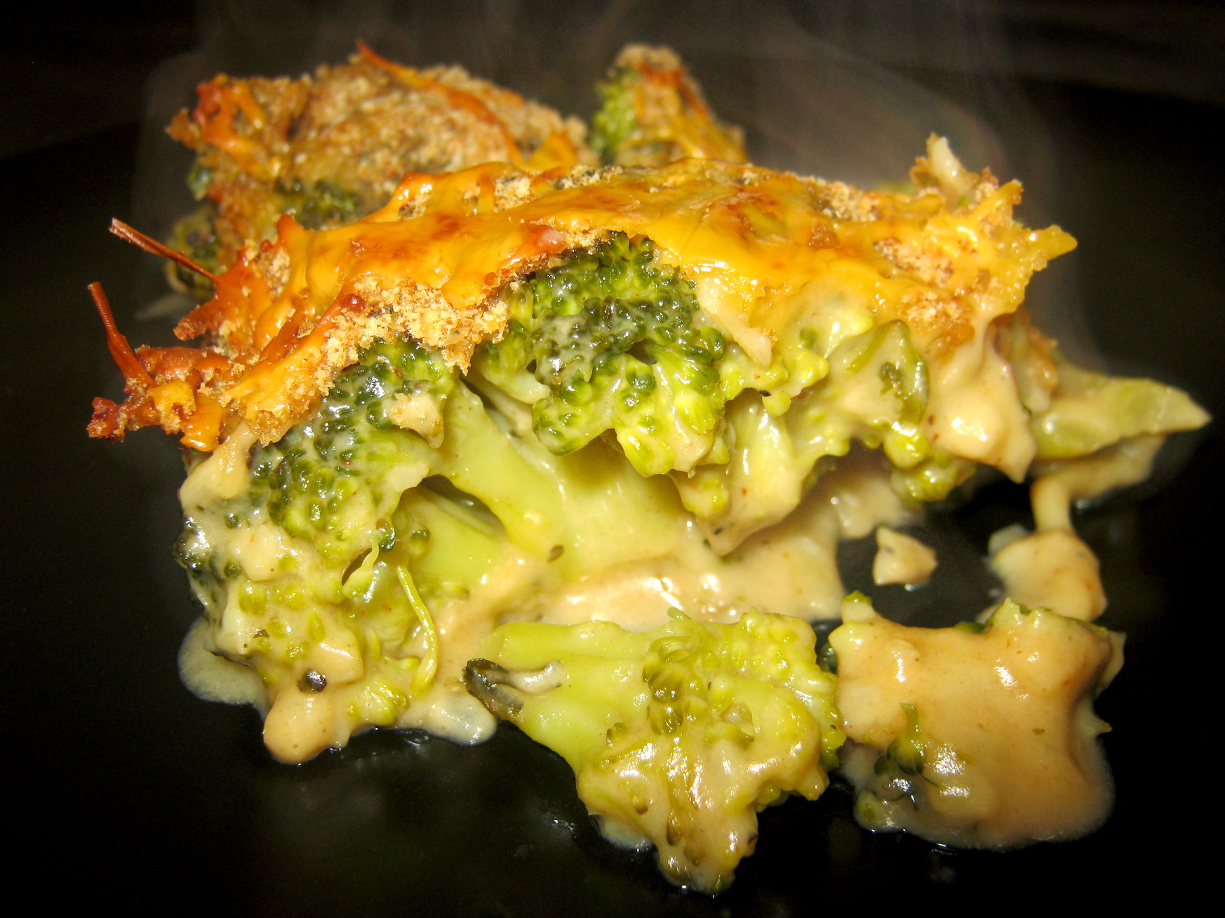 Bellville Baked Broccoli Recipe