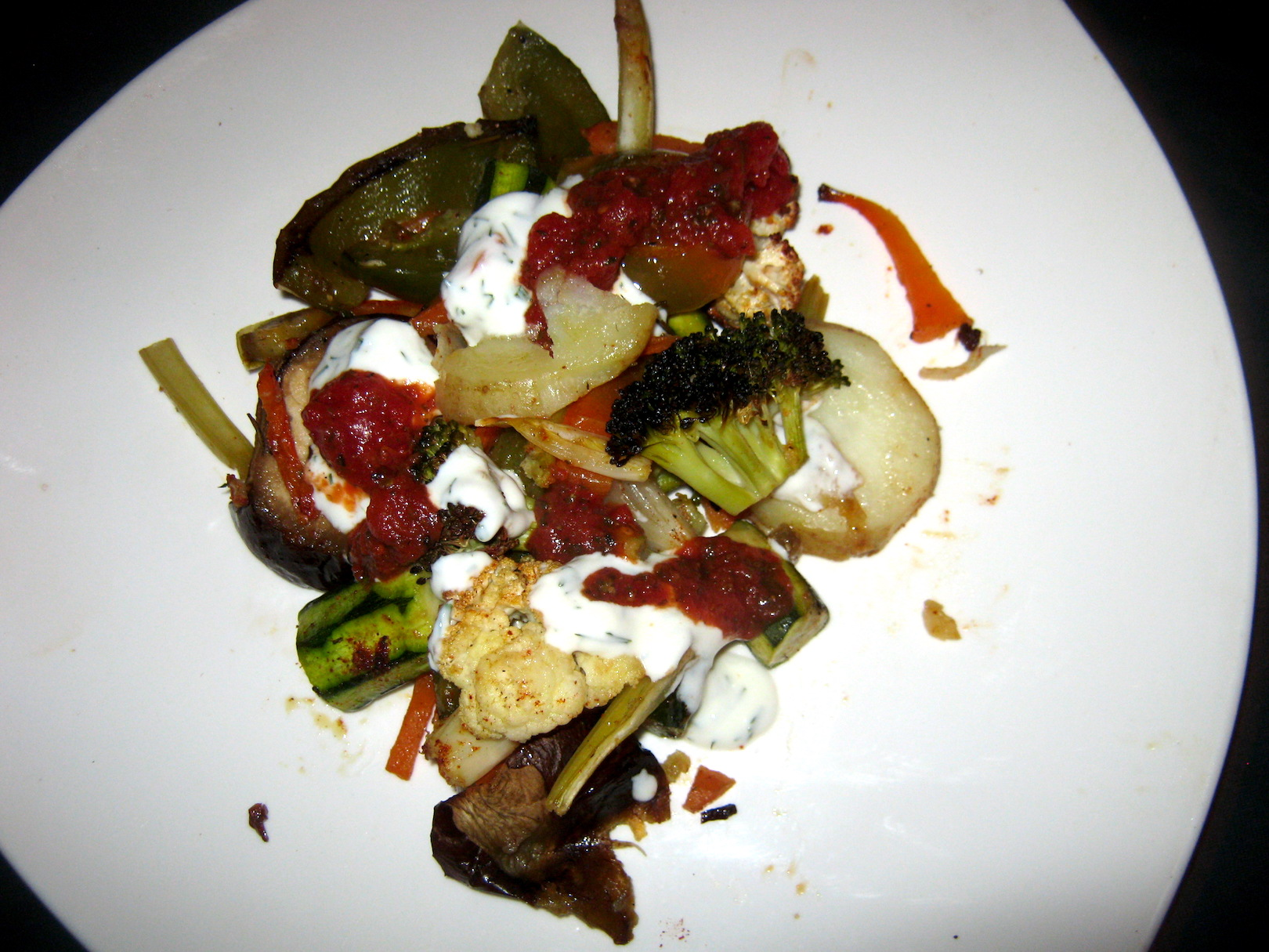 Learn more about Healthy Food  Try this Baked Mediterranean vegetables and other healthy cooking recipes